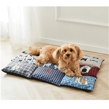 Pet Patchwork Cushion