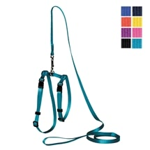 Adjustable Cat/Puppy Harness with Leash
